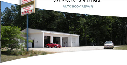 Lee's Collision 25+ Years Experience Auto Body Repair